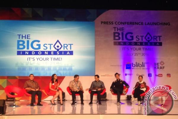 "Blibli.com cari pengusaha kreatif lewat ""The Big Start Indonesia"""