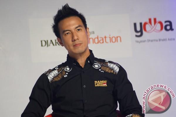 Daniel Mananta dalam konferensi pers kompetisi The Big Start Indonesia