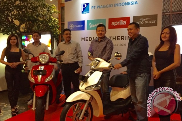 Piaggio tawarkan voucher aksesori hingga Rp30 juta