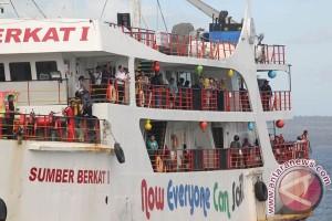 Arus Mudik Pelabuhan Ketapang