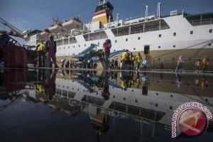 H-5 Idul Fitri tercatat 19.535 pemudik naik-turun di Tanjung Priok