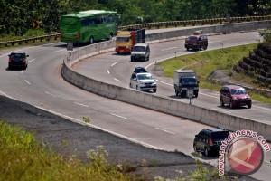 Arus Mudik Tol Semarang-Bawen