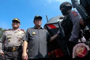 Gubernur Jabar Pimpin Apel Ramadniya