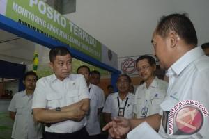 Menhub Tinjau Bandar Udara Sultan Hasanuddin