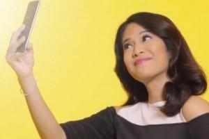 Dian Sastrowardoyo berbagi tips selfie