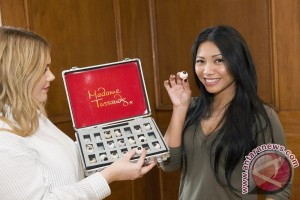 Patung lilin Anggun akan dipajang di Madame Tussauds Bangkok