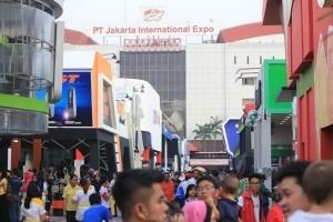Jakarta Fair Kemayoran ke-50 siap digelar