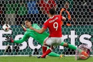 Euro 2016 - Robson Kanu pemain terbaik pada laga Wales vs Portugal