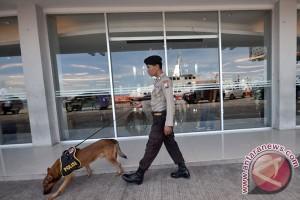 KAI Daop Cirebon siagakan dua anjing pelacak