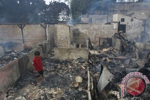 Panca Kebakaran Rumah Warga