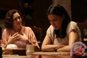Sophia Latjuba rampungkan syuting film horor jelang Lebaran