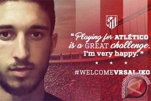 Atletico datangkan bek Kroasia Vrsaljko dari Sassuolo