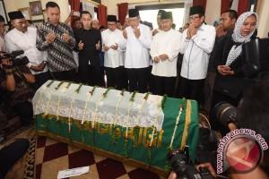 SBY melayat jenazah Ketua KPU RI