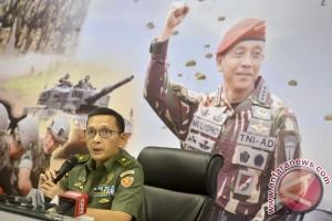 Keterangan Dispenad Tentang Helikopter Jatuh