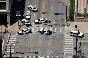 Ribuan warga Amerika Serikat tentang kekerasan polisi