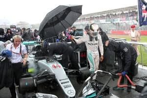 Lewis Hamilton juarai GP Inggris di Silverstone
