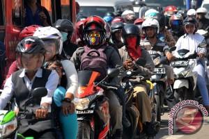 Cara menteri perhubungan kurangi mudik bersepeda motor