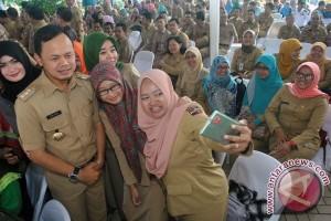 Halal Bihalal Walikota Bogor