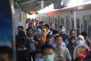 Jelang Pilkada DKI, Stasiun Besar Bogor tambah jumlah pengamanan