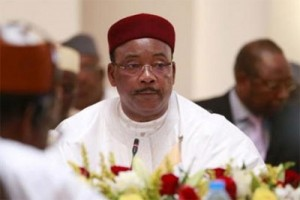 Presiden Niger usul pembentukan pasukan antiteror Afrika barat