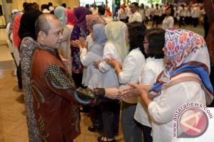 Halal Bihalal Kemendes PDTT