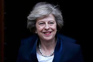 Theresa May diangkat jadi PM Inggris pada Rabu