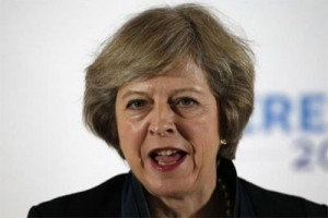 PM: Inggris akan tinggalkan pasar tunggal, serikat pabean Uni Eropa