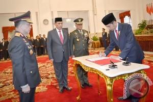 Dua tugas Presiden Jokowi untuk Tito Karnavian