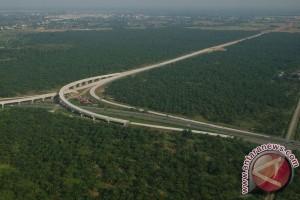 Pembangunan Jalan Tol Medan-Tebing Tinggi