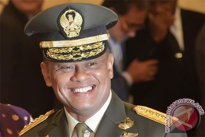 Panglima TNI tegaskan dandim Lebak dicopot karena menyalahi prosedur