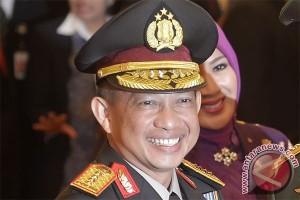 Kapolri Tito pulihkan hubungan dengan KPK