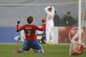 Bek Brasil Mario Fernandes bisa perkuat timnas Rusia