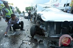 Kecelakaan jalur lintas blitar