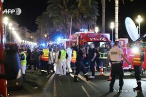 Prancis tahan tiga orang terkait teror Nice