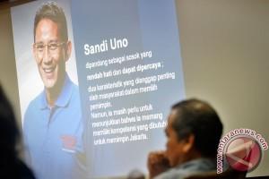Sandiaga Uno beberkan insting politik Prabowo