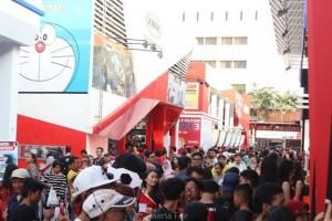 Jakarta H+1 Lebaran, Jakarta Fair, acara berburu diskon hingga nobar