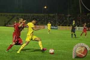 Semen Padang Vs Sriwijaya FC