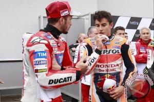Klasemen pebalap MotoGP 2016 seusai seri GP Jerman