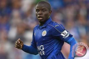 Chelsea boyong Kante dari Leicester