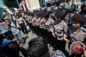 Aksi Wartawan Usut Teror