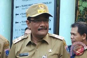 "Djarot minta pejabat DKI Jakarta fokus laksanakan ""Lima Tertib"""