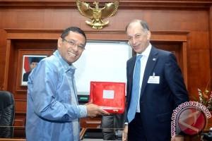 Indonesia tawarkan gasifikasi industri petrokimia ke India