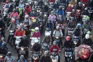 Kurangi kemacetan, Hanoi akan larang penggunaan sepeda motor