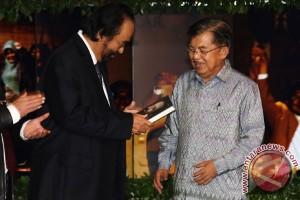 Wapres Kalla hadiri perayaan HUT ke-65 Surya Paloh