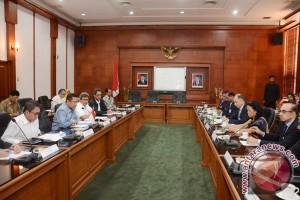 Pertemuan Menperin dengan Delegasi CII