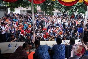 Polisi - TNI jaga RS Mutiara Bunda Ciledug