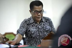 Pledoi Kasus Suap DPRD Banten