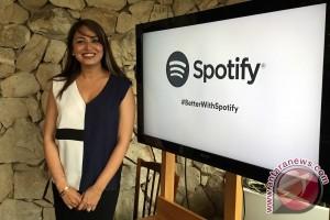 Spotify: Indonesia pasar kedua terbesar di Asia setelah Filipina