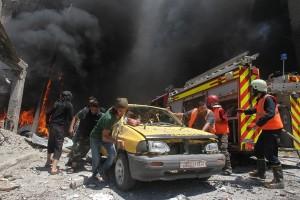 Takut dibom, rakyat Suriah tolak RS baru
