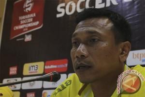 Sriwijaya FC tak perpanjang kontrak, pelatih Widodo C Putro legowo